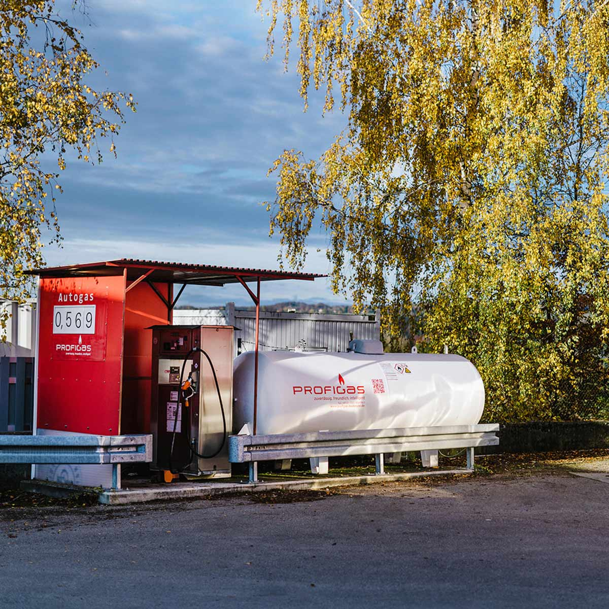 Profigas Autogas Tankstelle